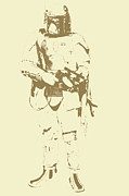 Gun Photo Originals - Star Wars trooper by Tommy Hammarsten