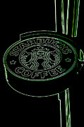 Joann Vitali - Starbucks Coffee Sign in...