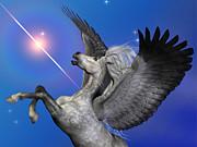 Corey Ford - Starburst Pegasus