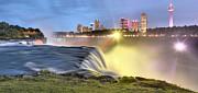 Adam Jewell - Starbursts Over Niagara