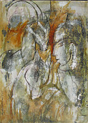 Stare Print by Floria Varnoos