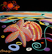 Shelley Overton - Starfish and the Sea...