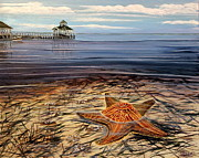 Marilyn  McNish - Starfish Drifting