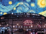 Lori Malibuitalian - Starry Night at Wrigley...