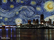 Lori Malibuitalian - Starry Night over Long...