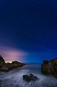 Marginal Way Prints - Stars over Marginal Way Print by Michael Blanchette
