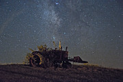 Mechanics Photo Originals - Starship Farmall by William Fields