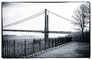 John Rizzuto Prints - Staten Island Stroll 1990s Print by John Rizzuto