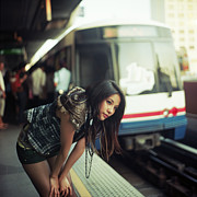 Medium Format Prints - Station to Station Print by Alexander Kuzmin