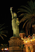 Sharon I Williams - Statue of Liberty at Las...