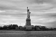 American Independance Metal Prints - Statue of Liberty liberty island new york city Metal Print by Joe Fox