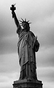 American Independance Metal Prints - Statue of Liberty new york city usa Metal Print by Joe Fox