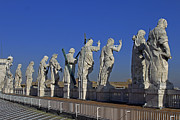 Tony Murtagh - Statues on Facade of St...