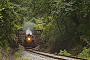 Rhonda McClure - Steam Engine 630 Leaving...