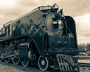 Jeremy Hall - Steam Engine