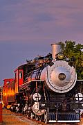 Boiler Photos - Steam Engine Number 509 by Douglas Barnett