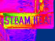 Karyn Robinson - Steam Heat Hotel Sign