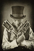Steampunk Photos - Steam Punkz I by David April