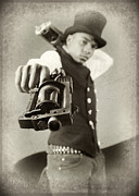 Steampunk Photos - Steam Punkz II by David April