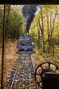 Dan Friend - Steam train at Cass WV