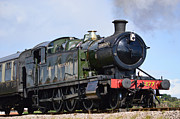 Bryan Wenham-Baker - Steam Train Hercules GWR