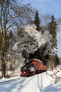 Christian Spiller - Steam train in the Ore...