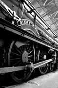 Steam Train Print by Steven Brennan