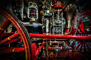 David Morefield - Steampunk Fire Wagon