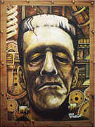 Undead Originals - Steampunk Frankenstein by Michael Vanderhoof