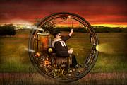 Mike Savad - Steampunk - The gentleman