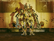 Liam Liberty - Steampunk War Machine - The Nemesis