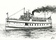 James Williamson - Steamship VIRGINIA V