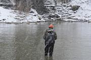 Randy J Heath - Steelhead fishing