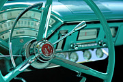 60s Photos - Steering wheel by Tommy Hammarsten