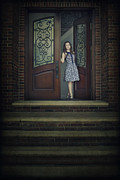 Entrance Door Photos - Step Into My Dream by Evelina Kremsdorf