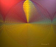 Stern Print by Ines Garay-Colomba