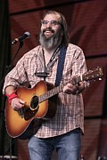 Farm Aid Prints - Steve Earle Print by Front Row  Photographs