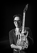 Jennifer Rondinelli Reilly Framed Prints - Steve Vai live at The Pabst Theater 3 Framed Print by The  Vault