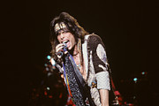 Steven Tyler Photos - Steven Tyler by David Plastik