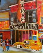 Michael Litvack - St.Hubert Bar-B-Q