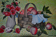 Ferid Jasarevic - Still Life-Apples and...