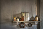 Main Street Prints - Still Life Print by Debra and Dave Vanderlaan