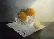 Lori Ippolito - Still Life In Crystal