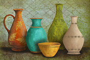 Still Life-k Print by Jean Plout