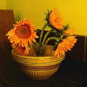 Still Life September Print by RC deWinter