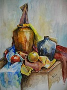 Umme Kulsoom - Still Life Water...