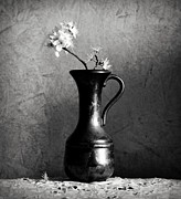 Still Life Photographs Originals - Still-life with a blunch of blossoms # 1 by Mariana Bragaru