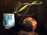 Kat Logan - Still life with Apple