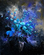 Pol Ledent - Still Life With Blue...