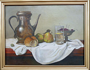 Unknown - Still Life with Bread